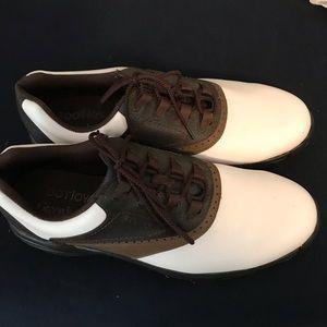 Footjoy GREENJOY Golf Shoes Cleats Mens 12 Lk NEW!